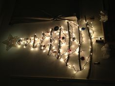 Apartment living Christmas tree!