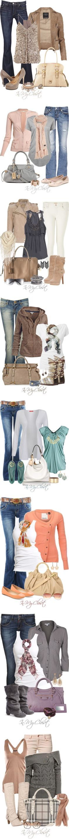 """My Favorite Things"" by in-my-closet on Polyvore"