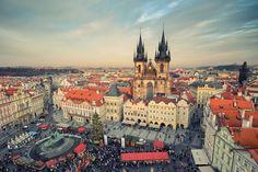 Oh how I loved Prague
