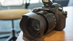 The Panasonic Lumix DMC-FZ1000 captures 4K video and the longest lens in its class, giving it better zoom than the popular Sony Cyber-Shot RX10. And when it comes out in July it'll cost $400 less than the RX10. Here are our early impressions: http://cnet.co/1ofHJO9