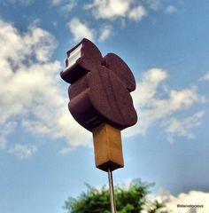 Mickey Ice Cream Bar Antenna Topper! A classic. #Disney #MickeyMouse