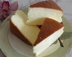 japanese:cotton cheesecake