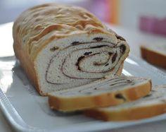 The Art of Comfort Baking: Cinnamon Raisin Bread