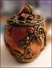 faerie treasure jar Tutorial