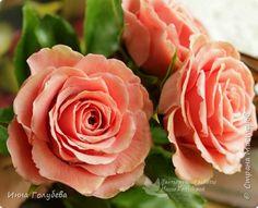 Маленькие розы из бисера мастер класс с пошаговым фото