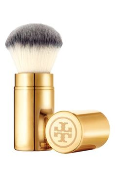 Tory Burch Face Brush / so pretty!