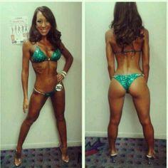 "@fitnessphysique's photo: ""@missleeann_  @missleeann_  @missleeann_"""