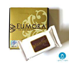 Eumora Moor Facial Bar #review via @agirlsgottaspa #facial #soap #skincare