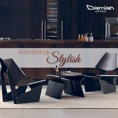 This unbelievable #furniture set will not only give an ultra-stylish look to your #home but also take it's #glam quotient a notch higher.