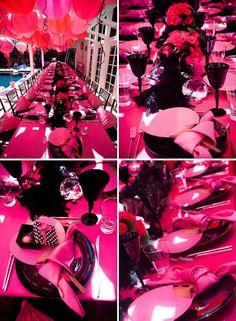 Burlesque themed party ideas on pinterest burlesque for Burlesque bedroom ideas