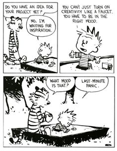 May 20, 1990: Advice on Life and Creative Integrity from Calvin and Hobbes Creator Bill Watterson | Brain Pickings