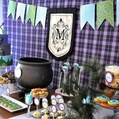 Brave party ideas. The M will have to be an A. =) #decoration #party #birthday #brave