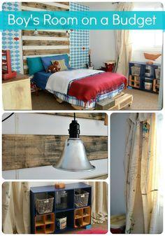 Creative Boys Rooms