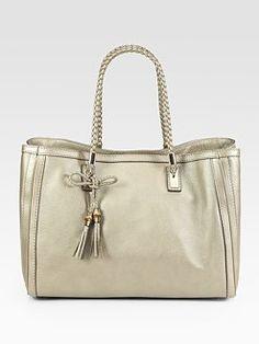 Gucci - Bella Medium Tote Bag