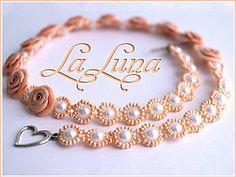 Russian pattern free tutori pulsera, pattern, hands, la luna, diy necklace, beaded bracelets, beads, hand made, beading tutorials
