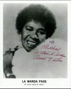 Lawanda Page Aunt Esther of Sanford Son