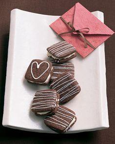 Chocolate Sandwiches Recipe
