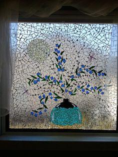 Jantzen by Mosaics by Marlene, via Flickr
