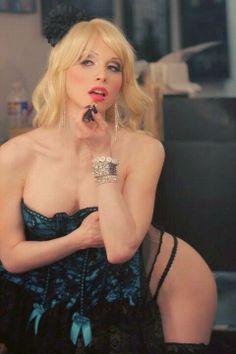 Sarina Valentina lipstick sarina valentina, lipstick, hot tran, beauti tranni