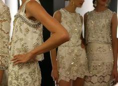 vintage bridesmaids dresses...very pretty :)