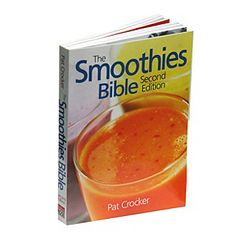 The Smoothie Bible Cookbook, 2nd Edition #newyearnewyou