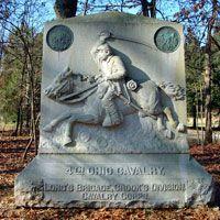 Chicamauga Battlefield Park, TN