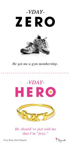 Don't even think about it! Be a Vday Hero with Dogeared jewels! #sweettruths