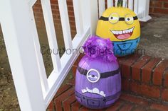HALLOWEEN IDEA -- Despicable Me 2 Minions