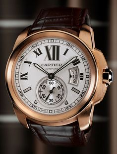 Обзор часов Cartier Calibre   WatchesTalk.ru - Блог о часах