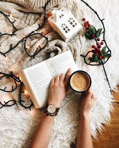 lattes, books, and c