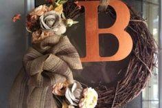 5 fabulous fall wreaths