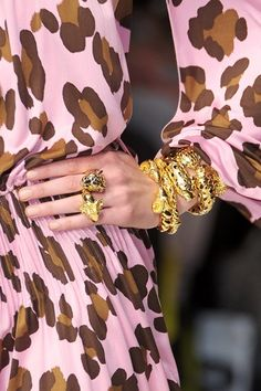 Pink, Leopard, And Gold!!