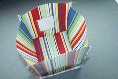 design dazzl, fabric storage, storag cube, craft idea, cubes