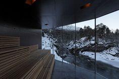 River Sauna / Jensen  Skodvin Architects