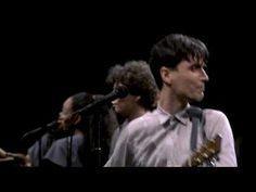 """Talking Heads - Burning Down the House from """"Stop Making Sense"""""""