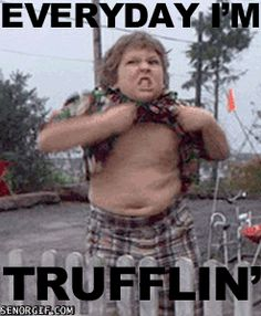 Goonies never say die! LOL @ this Truffle Shuffle GIF, oh Chunk. <3 80s forever.