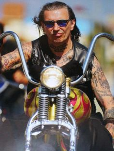 Indian Larry.  Gone but not Forgotten.
