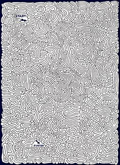 ✏ Can you do it? (Another #Maze)