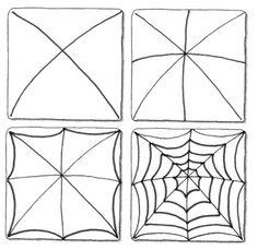 (2011-10) Spider web