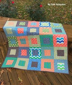 My Quilt Infatuation