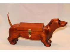 Dachshund Trinket Box! Just one of the items available in the Furever Dachshund Rescue Auction starting Monday, November 12th. Please preview our items right now! We also need donations still. Contact fundraising@fureverdachshundrescue.org to donate.