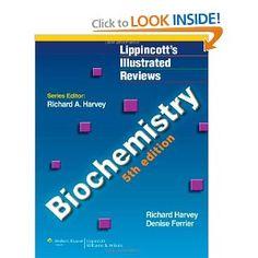 Lippincott's Biochemistry (supplemental reading)