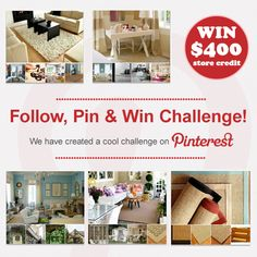 Pinterest Promo www.
