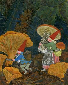 The Harvest by Phoebe Wahl
