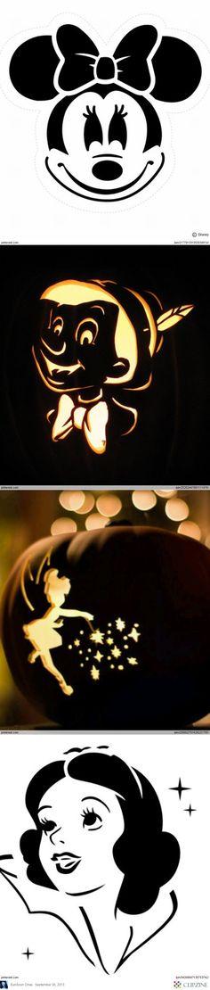 pumpkins, disney pumpkin, pumpkin carvings, carv idea, hot thing