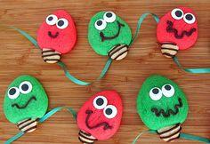 #Christmas Light Cookies