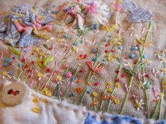 stitchery embroidery
