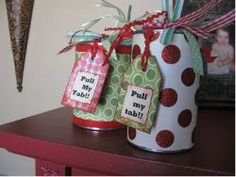 "SURPRISE!!   Another pinner says, ""I've made these several times & it's always a hit because they can't figure out how you get the stuff inside!! LOVE IT!"""