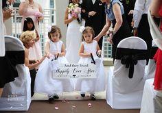 Wedding Signs Bridal Wedding Signs Marriage by OurHobbyToYourHome, Etsy.com