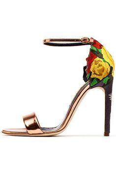 Rupert Sanderson - Shoes - 2014 Spring-Summer
